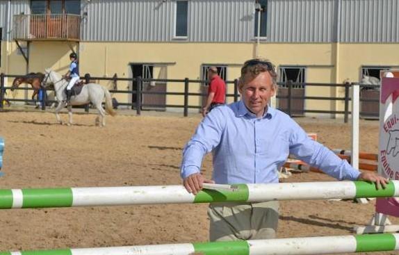 Profile Of James Kernan Kernan Equestrian